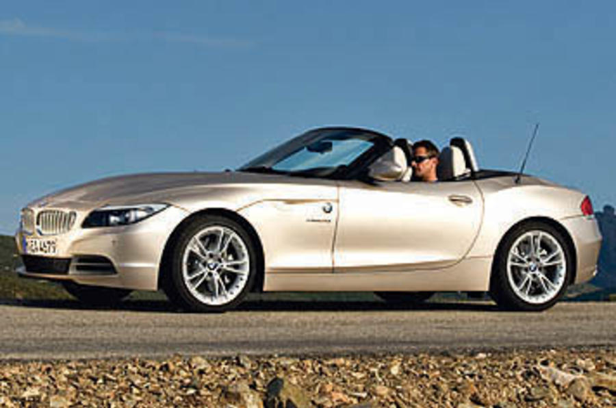 BMW Z4 3.0 sDrive35i