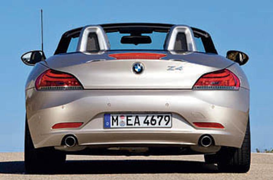 BMW Z4 3.0 sDrive35i
