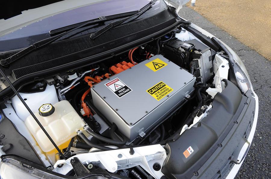 Ford Focus BEV electric motor