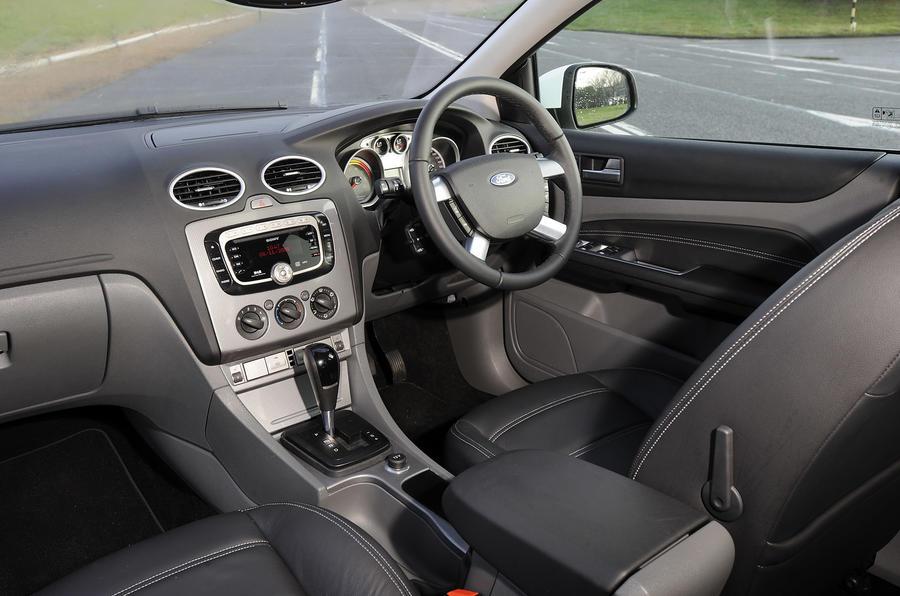 Ford Focus BEV interior