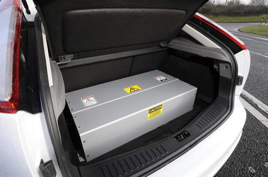 Ford Focus BEV battery pack