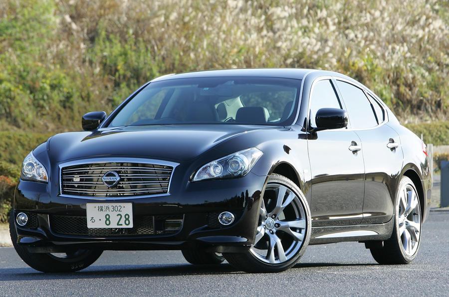 Nissan Fuga Car Reviews