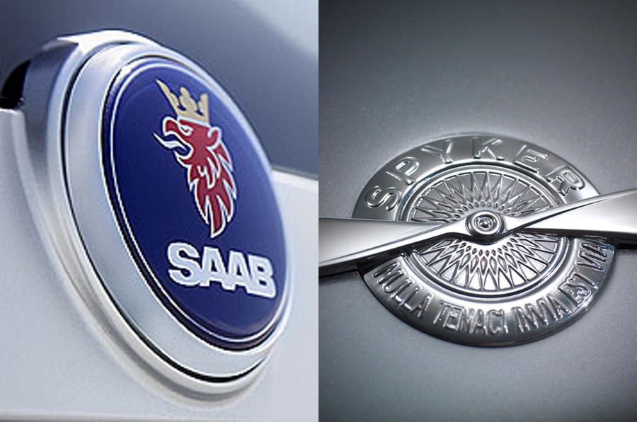 Spyker secures Saab funding