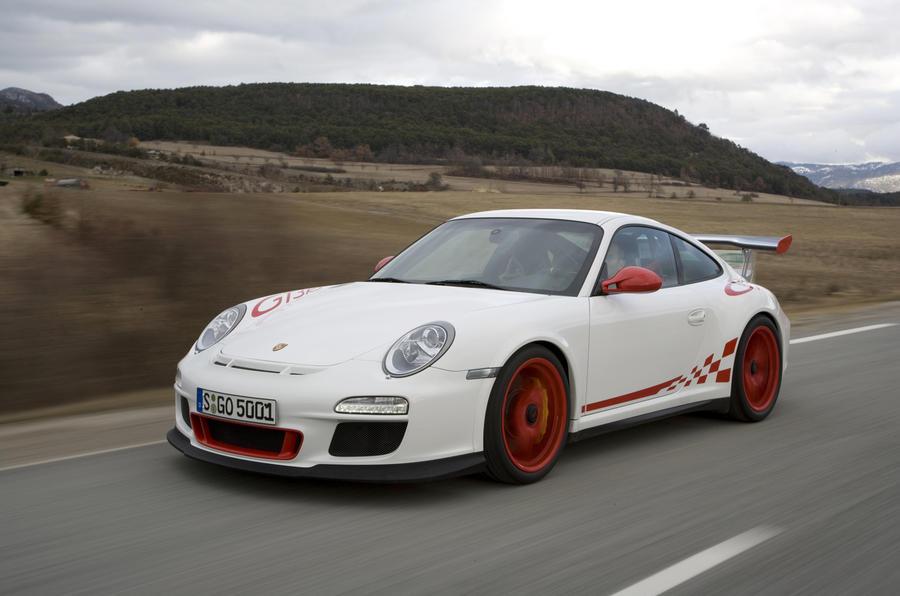 Porsche 911 GT3 RS 2010-2012