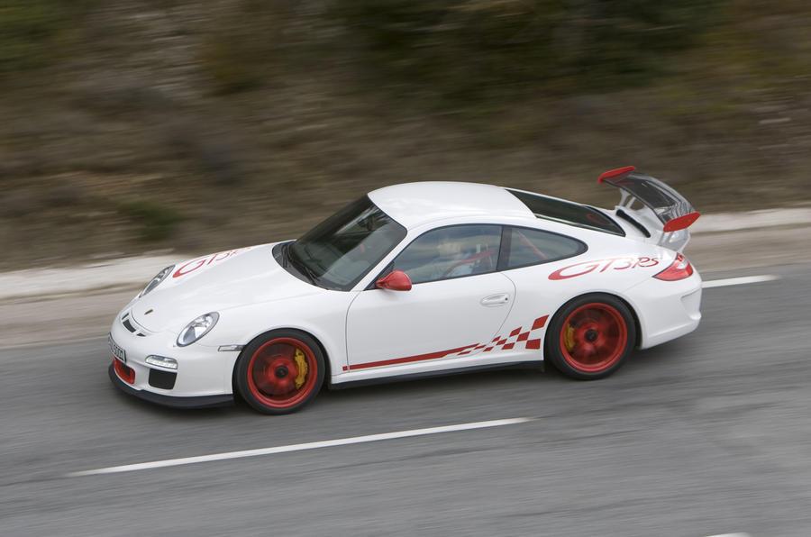 444bhp Porsche 911 GT3 RS