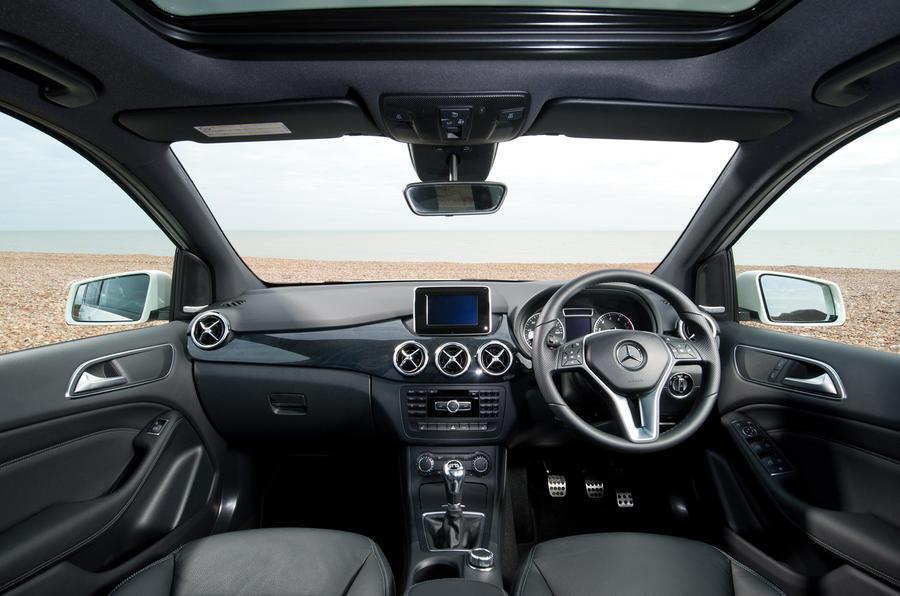 mercedes benz b 200 cdi sport review autocar. Black Bedroom Furniture Sets. Home Design Ideas
