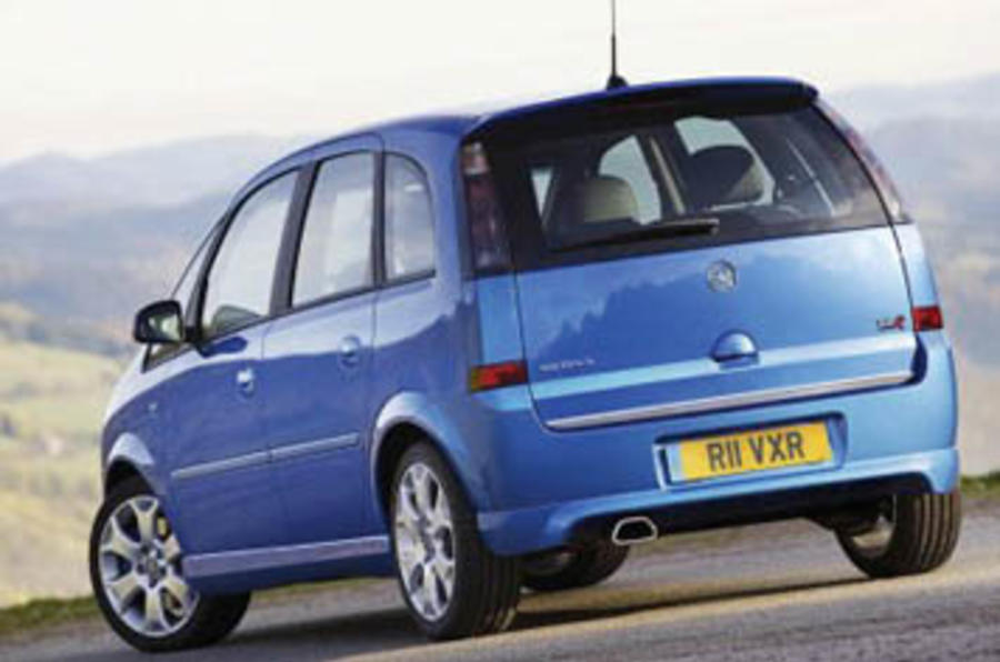Vauxhall Meriva Vxr Review Autocar