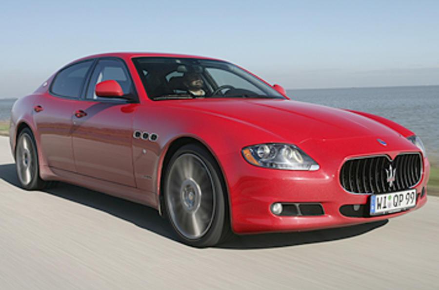 Maserati Quattroporte 4.7 V8 GTS