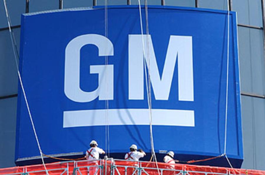 GM China 'sells more than US'