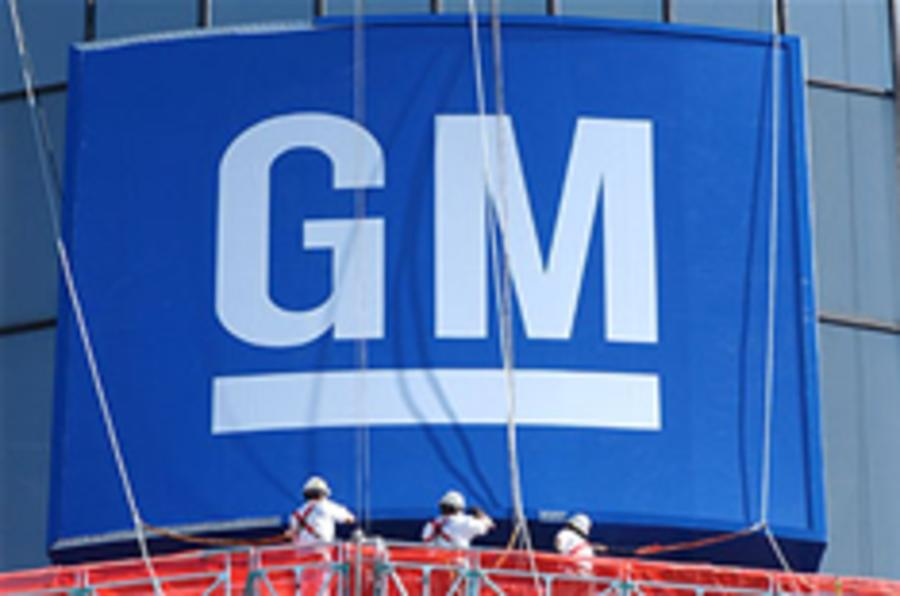 GM bankruptcy fears hit shares