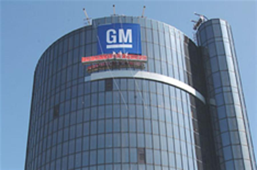 GM winding down costs rise