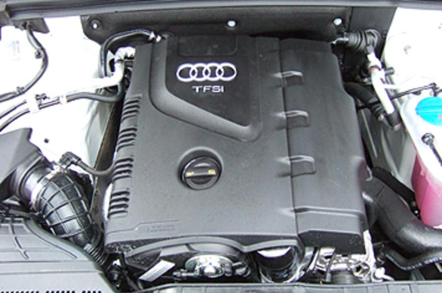 Audi A5 2.0 TFSI 180