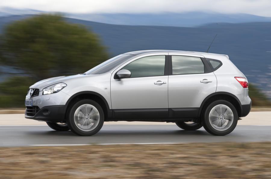 Nissan Qashqai 1.5 dci N-Vision 110cv - Autonord Fioretto