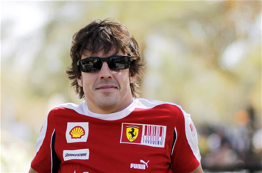 Ferrari: 'No Alonso regrets'