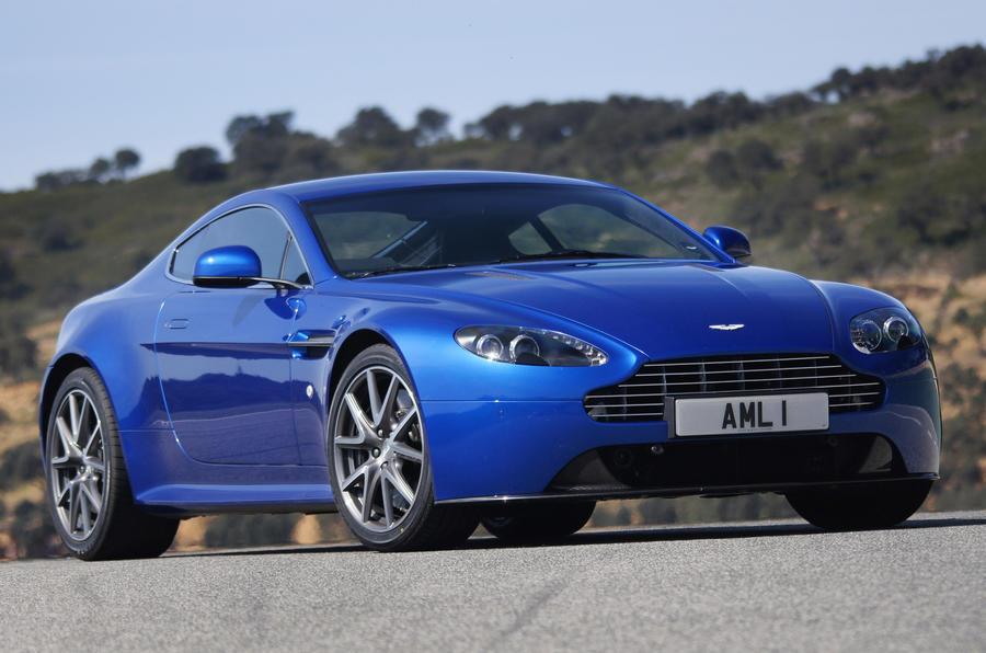 £102,500 Aston Martin V8 Vantage S