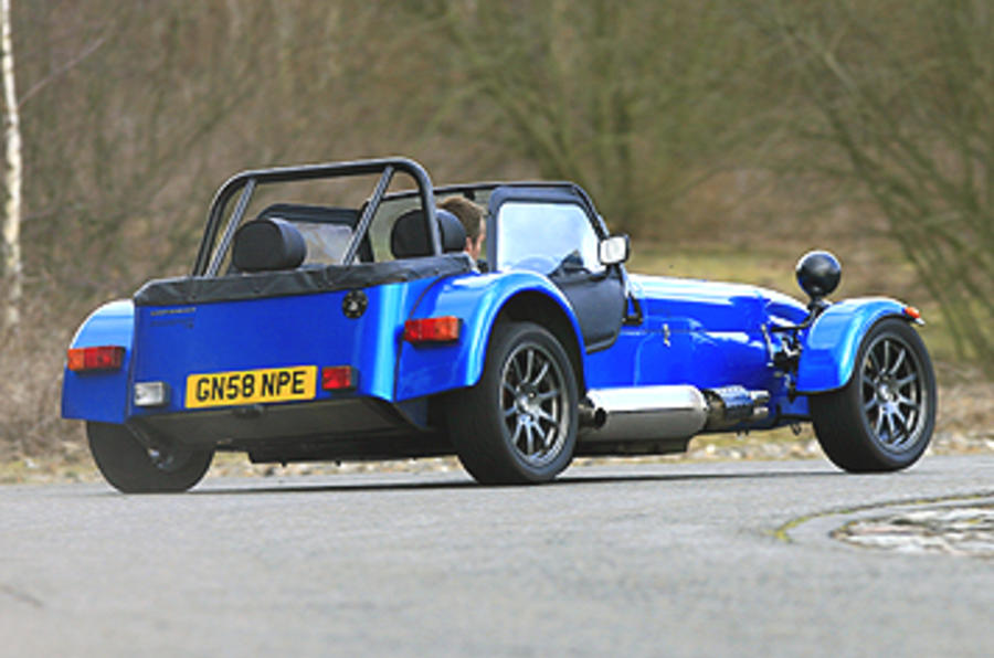 Caterham Seven Roadsport 175
