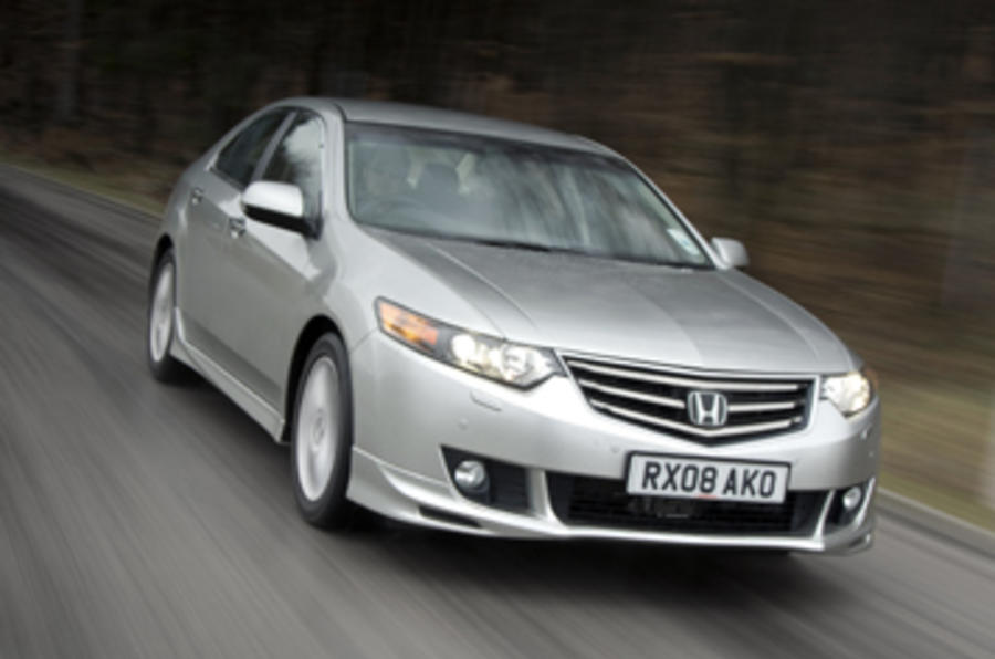 Honda Accord 2.2 i-DTEC EX GT