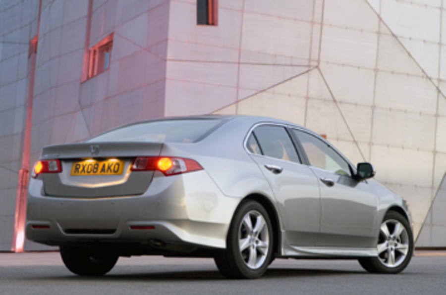 Honda Accord 2.2 i-DTEC EX GT