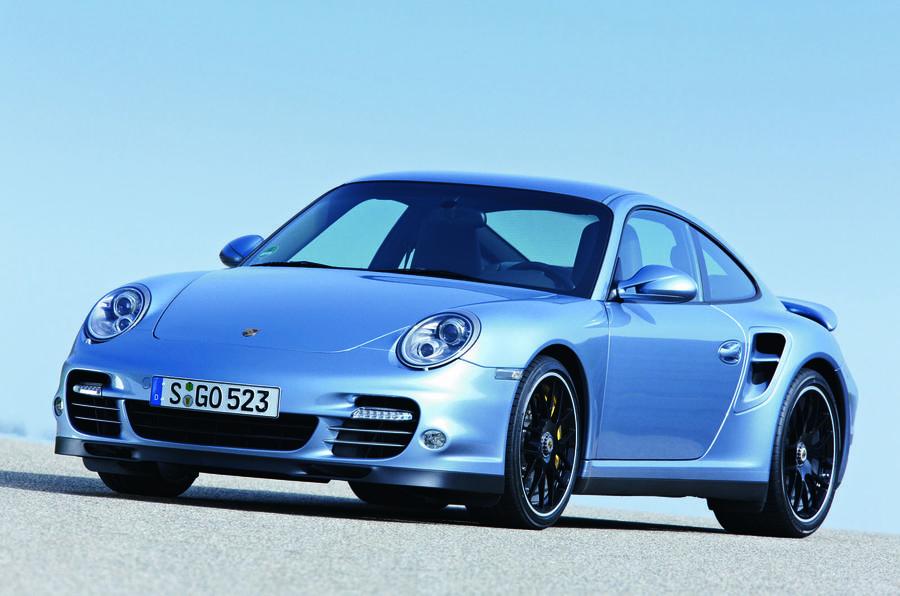 £123,623 Porsche 911 Turbo S