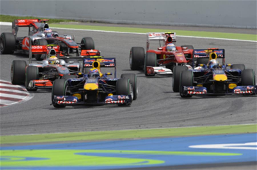 'Secret pact' to topple Red Bull