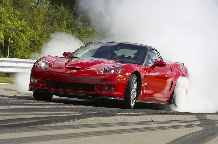 Next Corvette after Ferrari