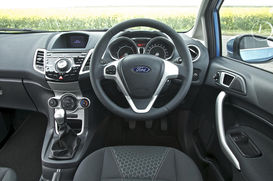 Ford Fiesta 1 6 Tdci Econetic Review Autocar