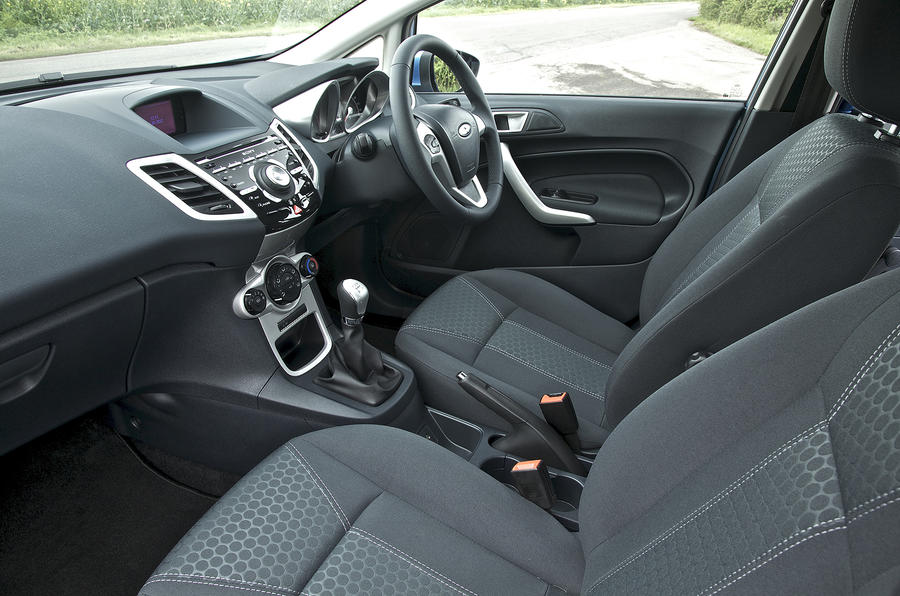 Ford Fiesta   Tdci Titanium Econetic