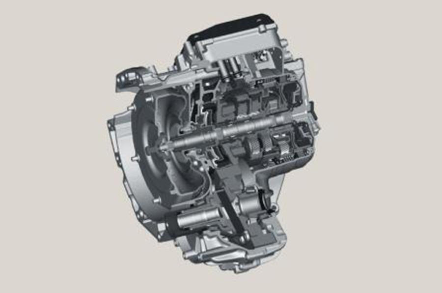 ZF launches nine-speed auto