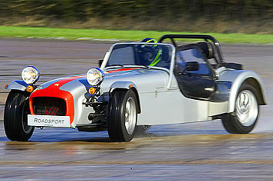 Caterham Roadsport 150