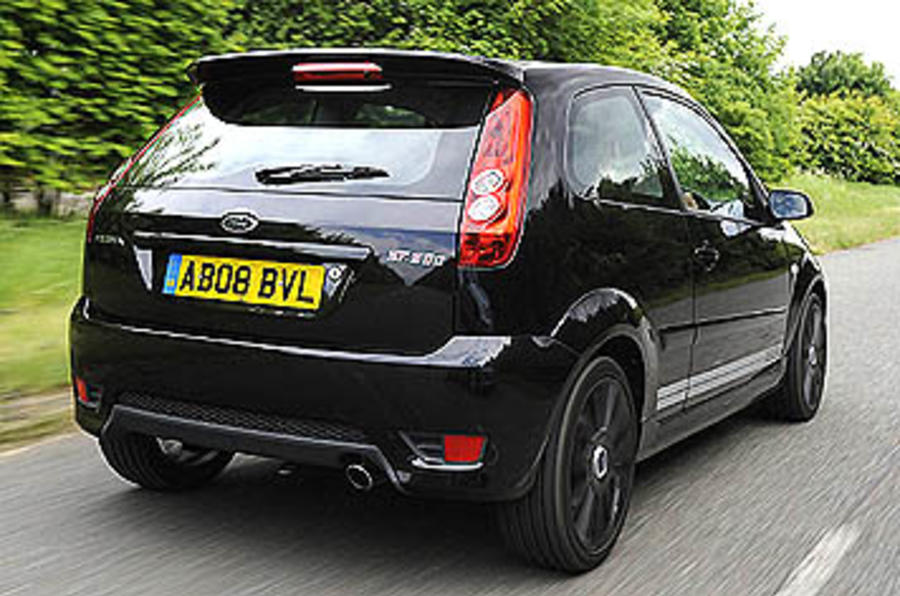 Ford Fiesta ST500 review | Autocar
