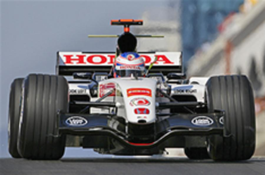 Brawn GP to sell Honda F1 cars