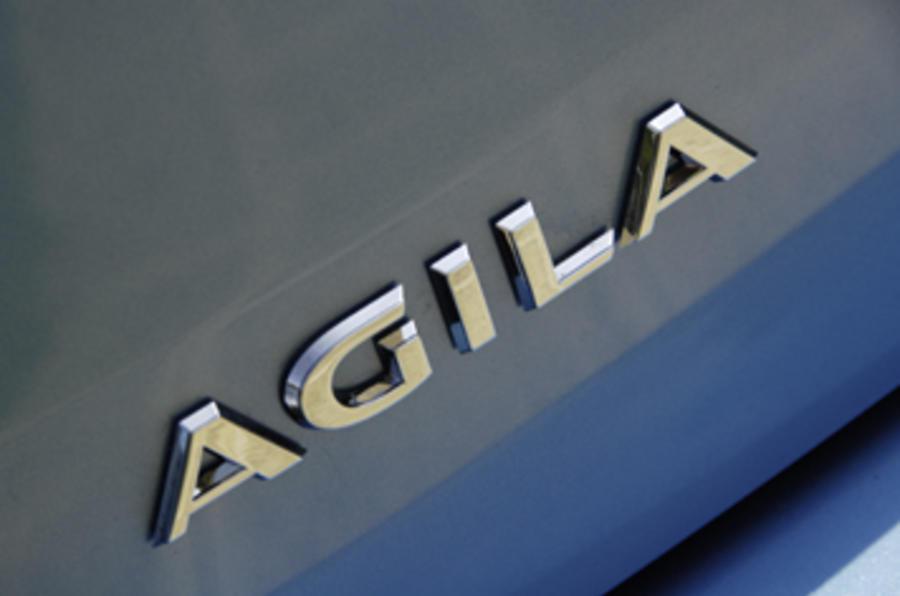 Vauxhall Agila 1.0i Club