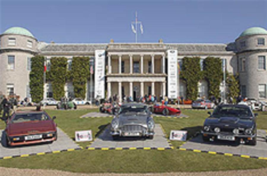 Goodwood Festival dates