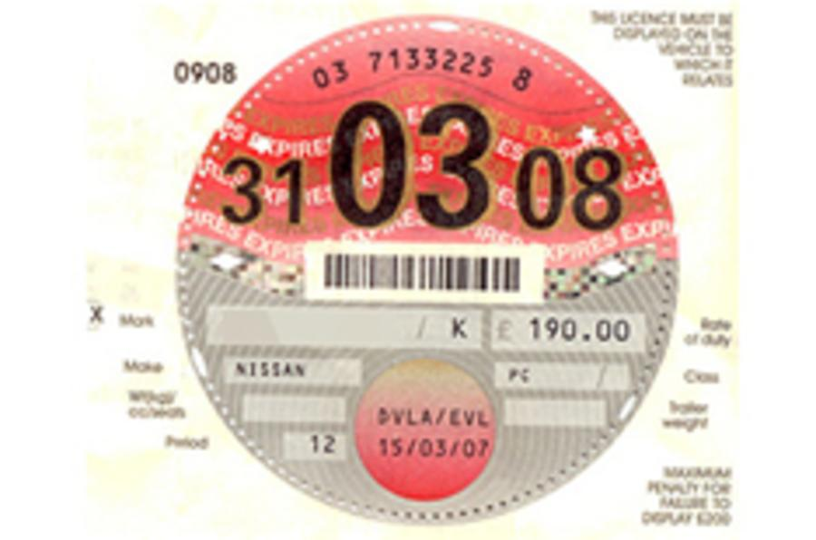 Government U-turn over road tax