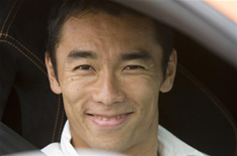 Takuma Sato: Exclusive interview
