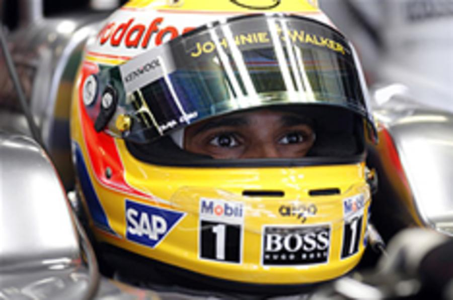 Webber takes first F1 pole