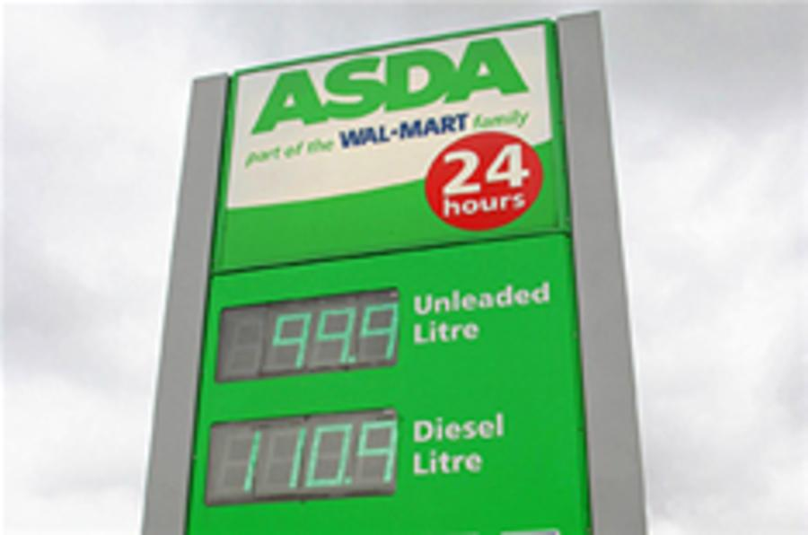 Asda sparks fuel price war