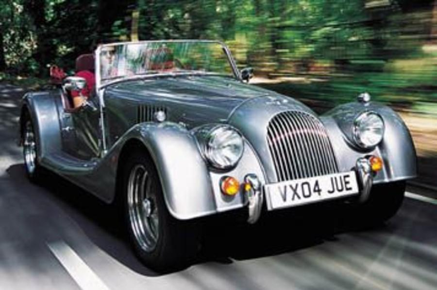 morgan roadster 3 0 v6 review autocar. Black Bedroom Furniture Sets. Home Design Ideas