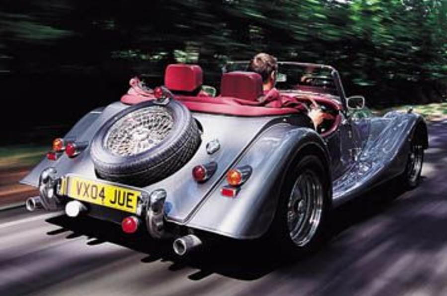 Old Fashioned Cars >> Morgan Roadster 3.0 V6 review | Autocar