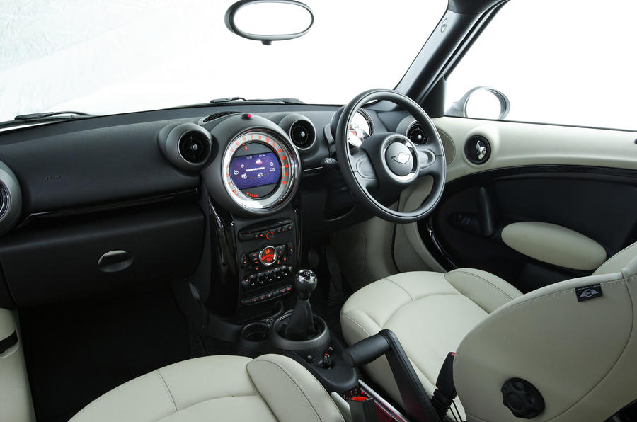 Mini Cooper D Countryman ALL4 review | Autocar