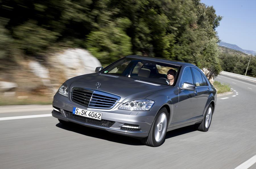 Mercedes benz s 350 bluetec review autocar for Mercedes benz s350 bluetec review