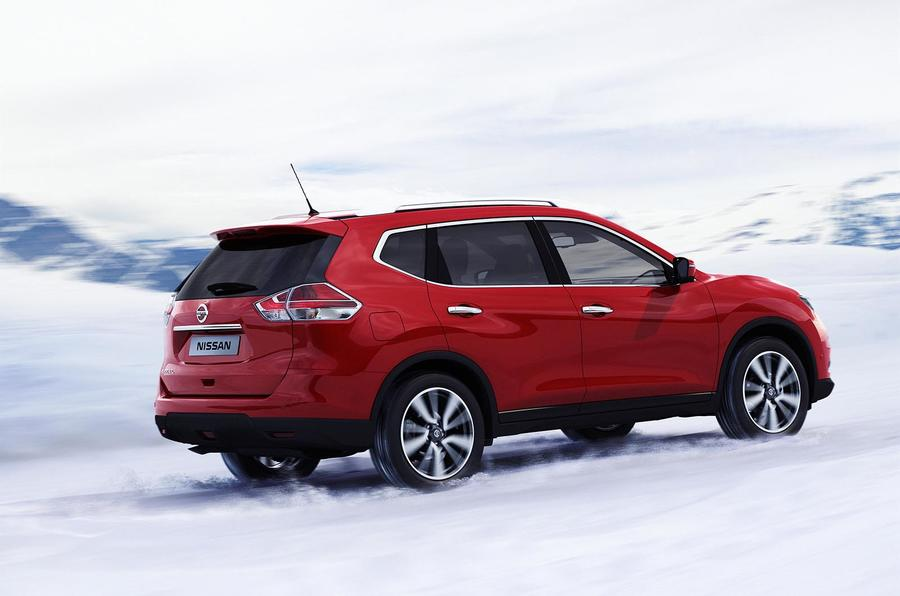 New Nissan X-Trail revealed