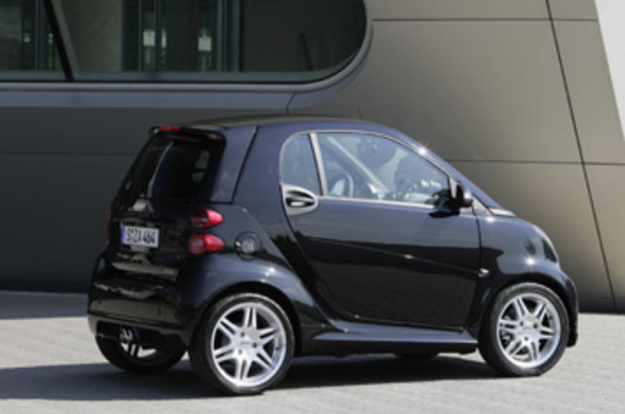 Smart Fortwo Brabus Review Autocar