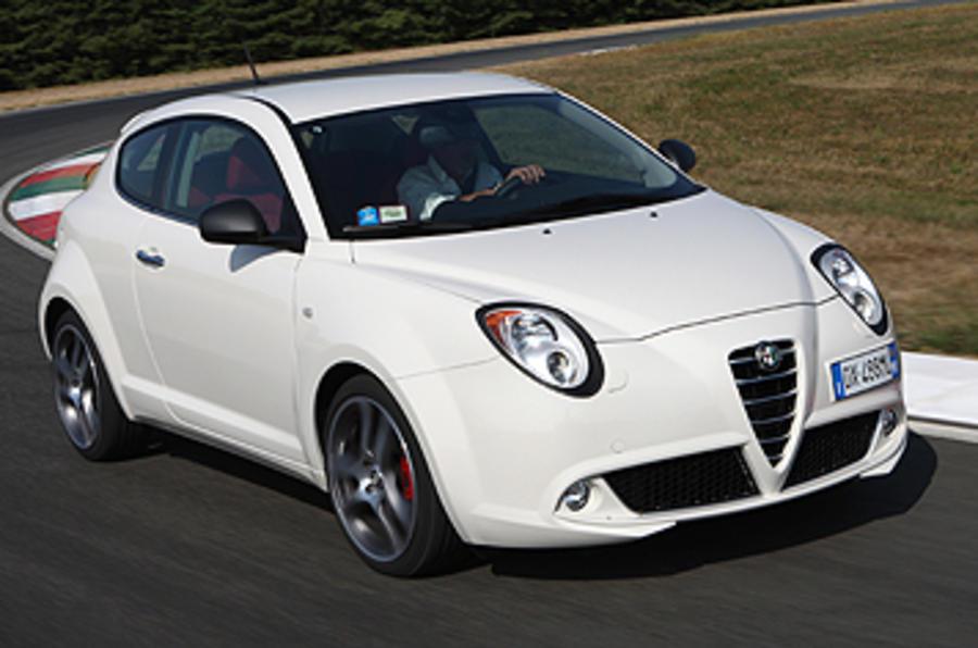Alfa Romeo Mito Cloverleaf
