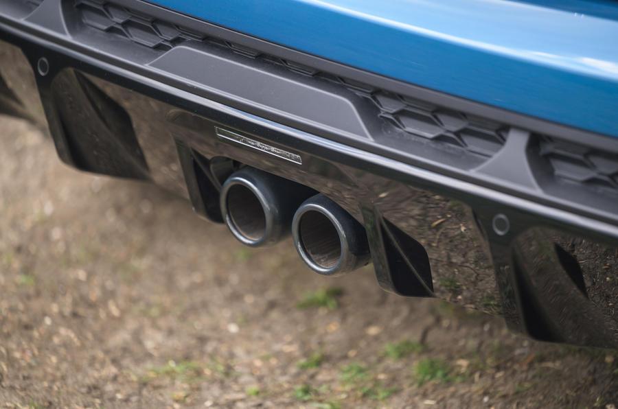 11 Échappements de la Mini Cabriolet 2021 RT