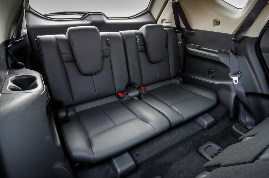 Nissan X Trail Review Autocar