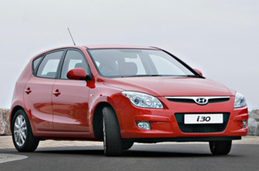 Hyundai i30 2.0 CRDi