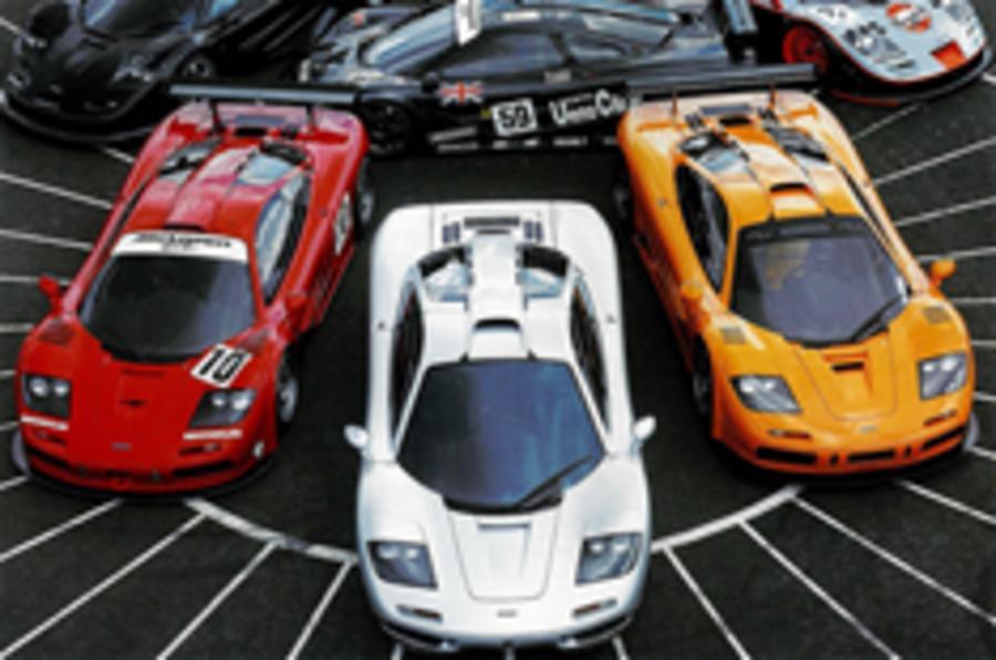 McLaren picture special