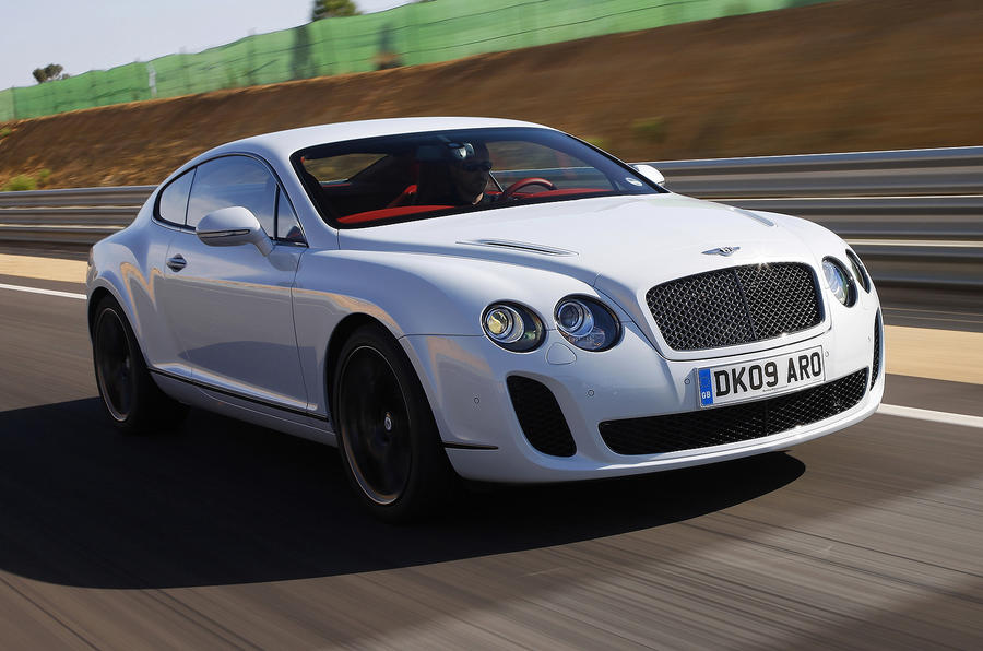 Bentley Continental Supersports review | Autocar
