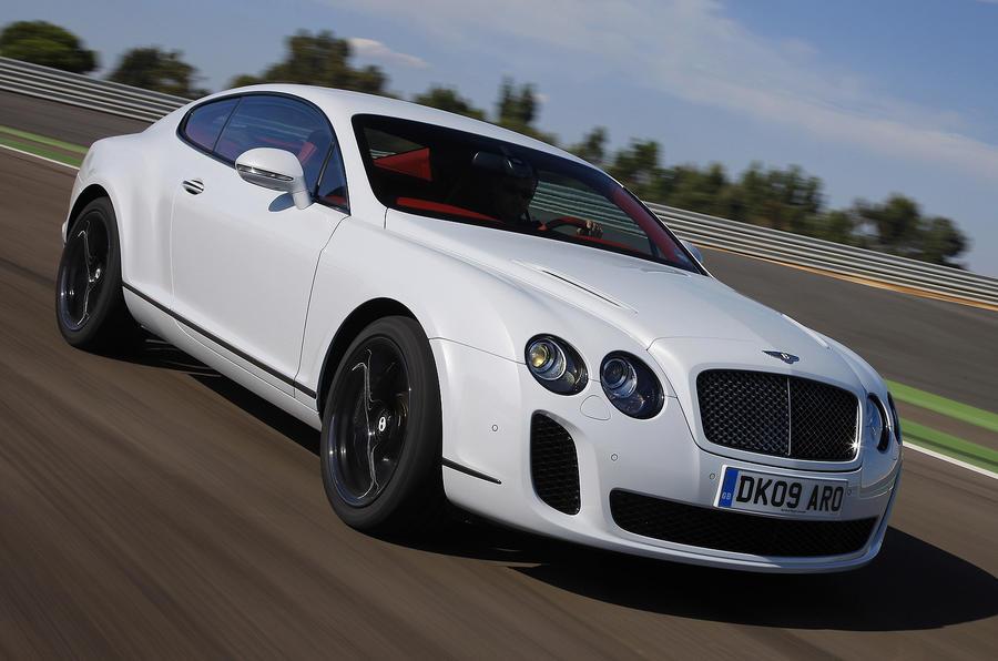 Bentley super sport